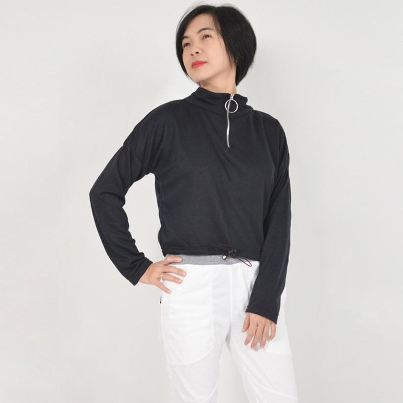 Gambar Sweater Wanita Kekinian - Koleksi Rina