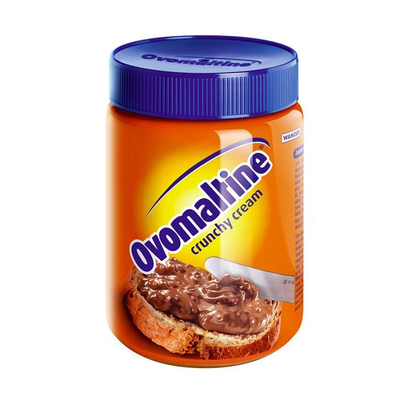 10 Ovomaltine Chocolate Crunchy Cream Exp Februari 2018