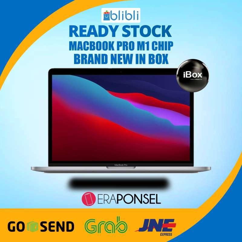Jual Macbook Pro M1 Chip 256GB MYD82 MYDA2 RESMI IBOX ...