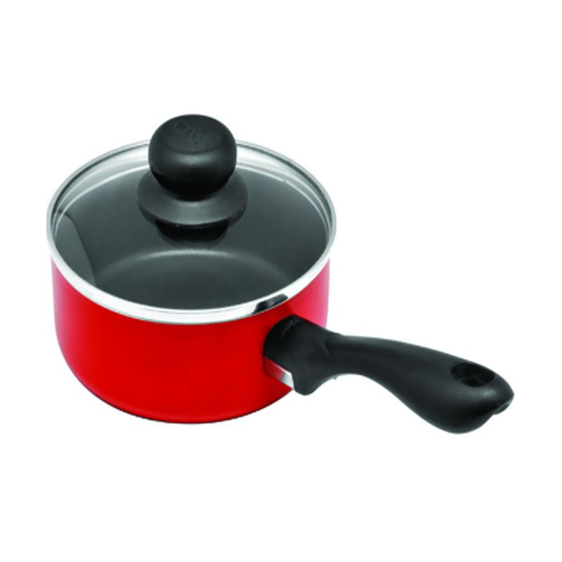 jual maxim valentino saucepan   merah 16 cm online
