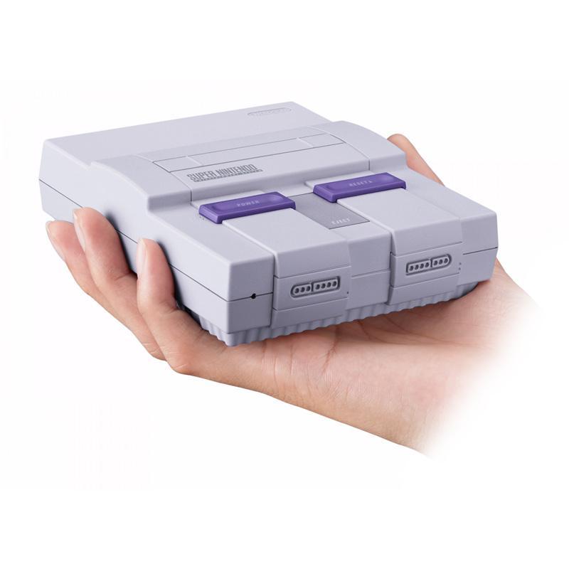 jual mini super nintendo snes classic game console online harga kualitas terjamin. Black Bedroom Furniture Sets. Home Design Ideas