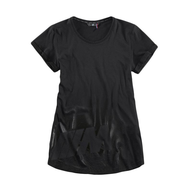 Jual bmw m women 39 s t shirt black baju bmw online harga for Bmw t shirt online