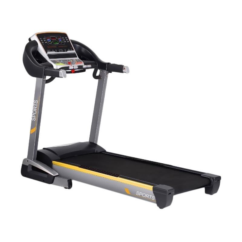 Jual idachi id dc treadmill elektrik auto incline