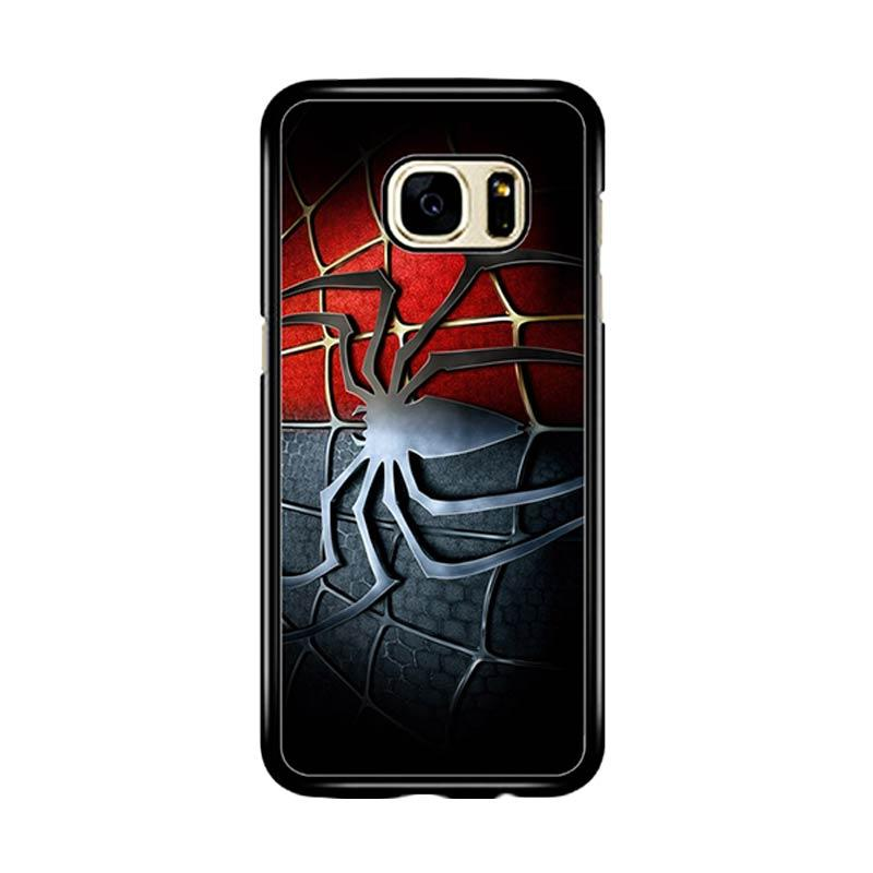 Jual Flazzstore Spiderman Symbol F0221 Custom Casing For
