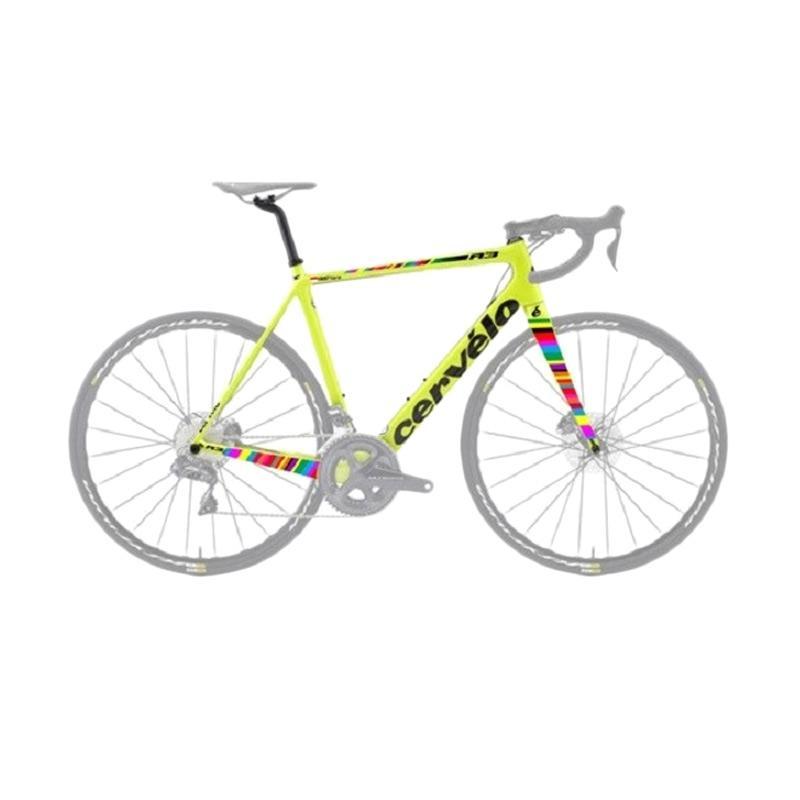 Jual Cervelo R3 Disc TCC Sepeda Roadbike Lime [Size S