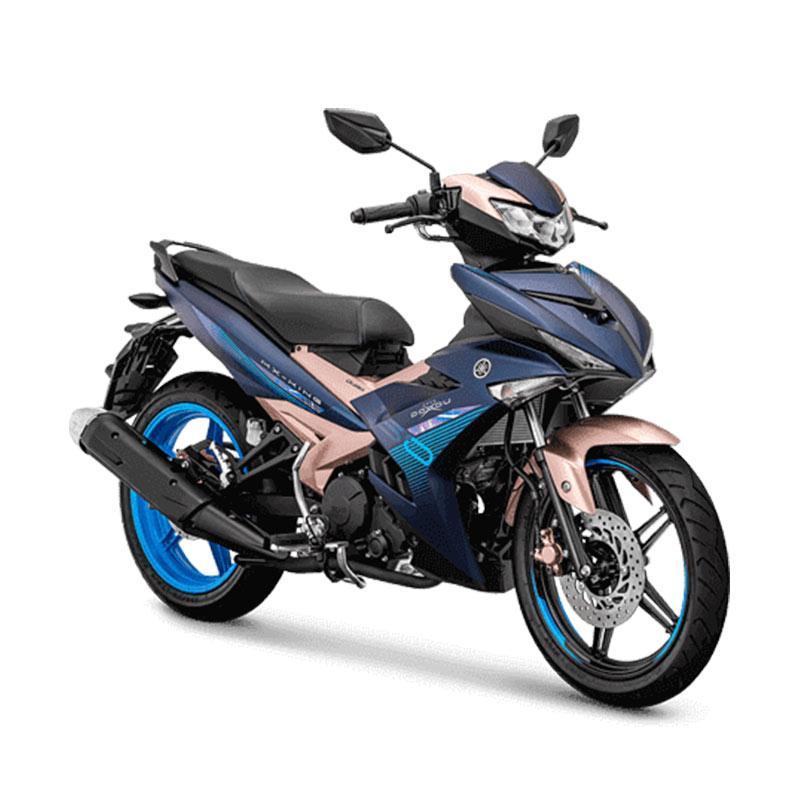 Jual Yamaha MX KING 150 Doxou Sepeda Motor [VIN 2019/ OTR