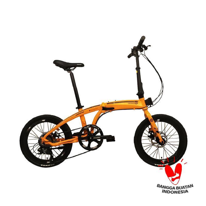 Jual Pacific Noris 2.0 Transformer Edition Sepeda Lipat