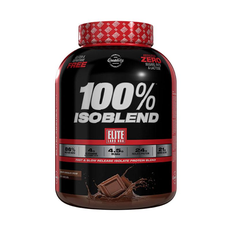Jual muscle elite labs iso blend suplemen lbs