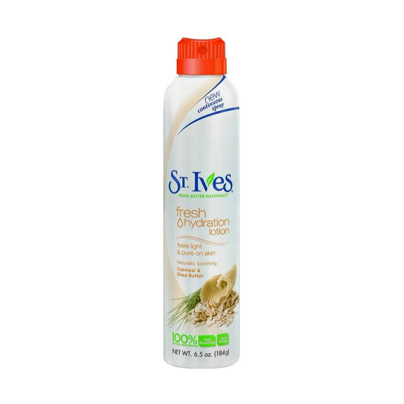 St. ives oatmeal lotion