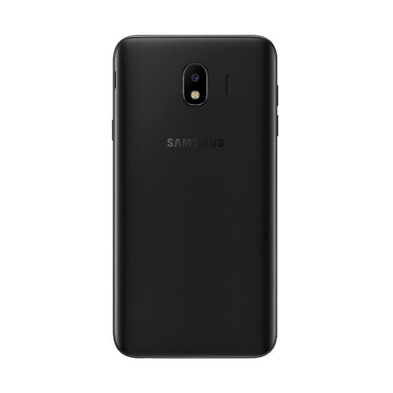 jual samsung galaxy j4 smartphone  black 16gb 2gb free