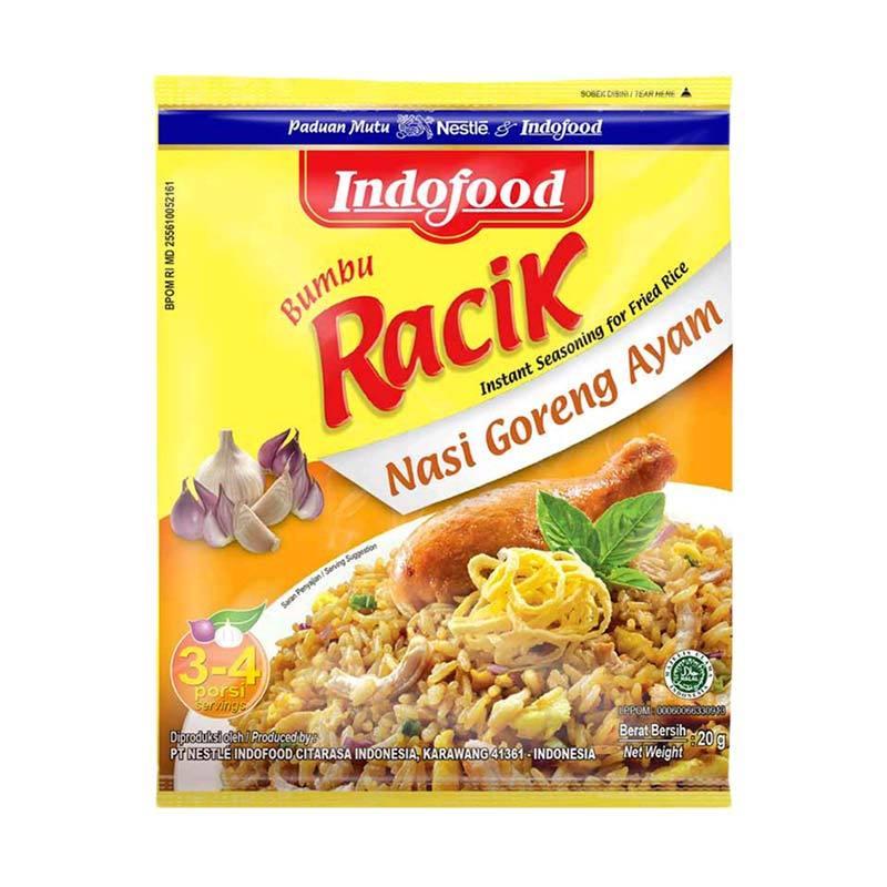 Jual Racik RNGAH Bumbu Nasi Goreng Ayam 20 g Online ...