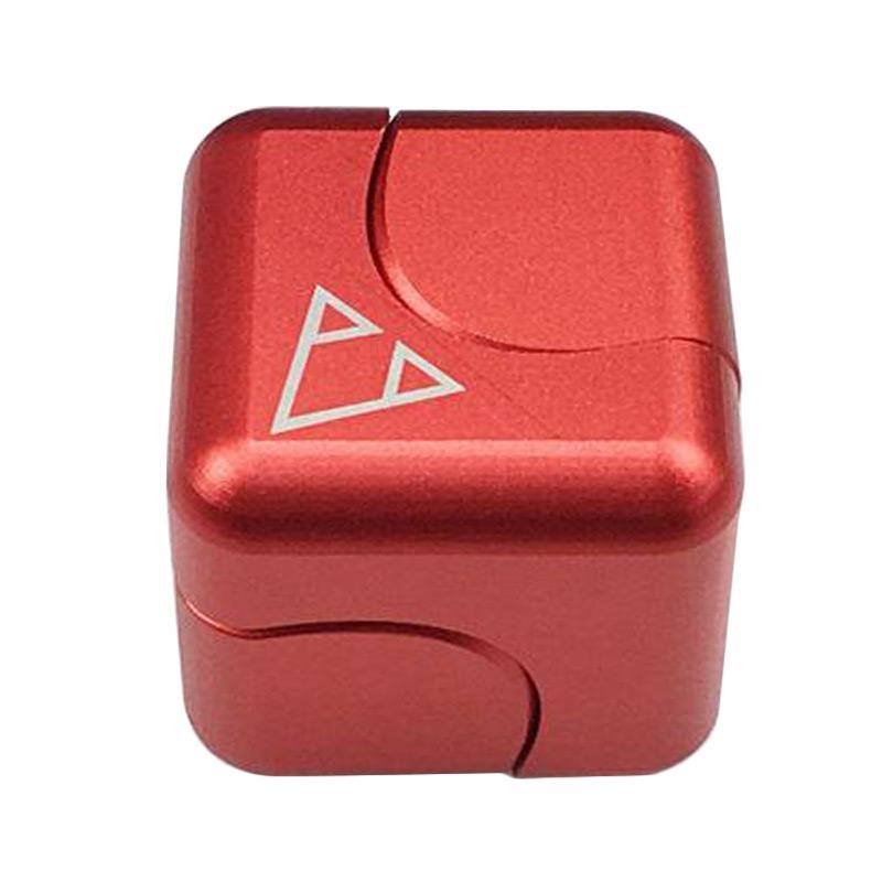 Jual Trustfinite Original Premium PCC Team Cube Fidget