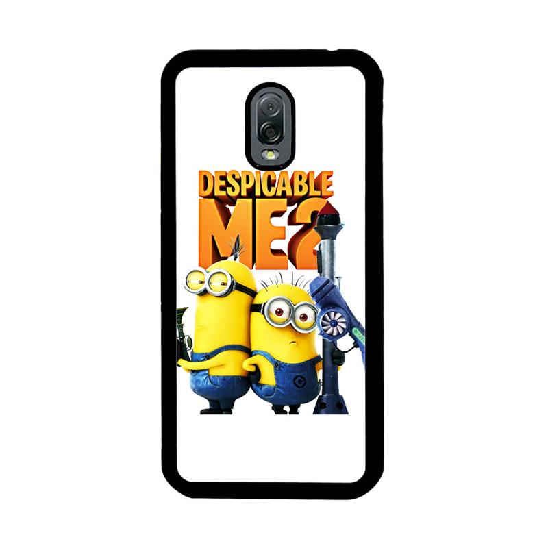 Jual Flazzstore Despicable Me 2 Minions Cute Y0010 Custom