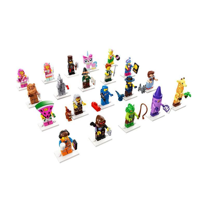 THE LEGO MOVIE 2 Minifigures #7 Hula Lula