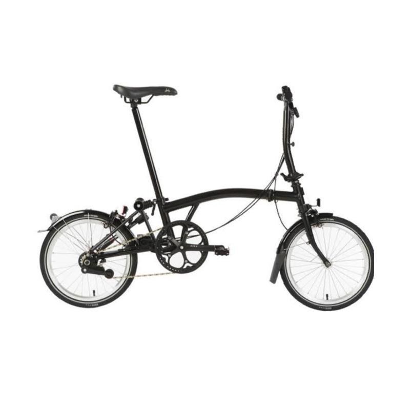 Brompton Murah, sepeda lipat terbaik yang paling ringkas