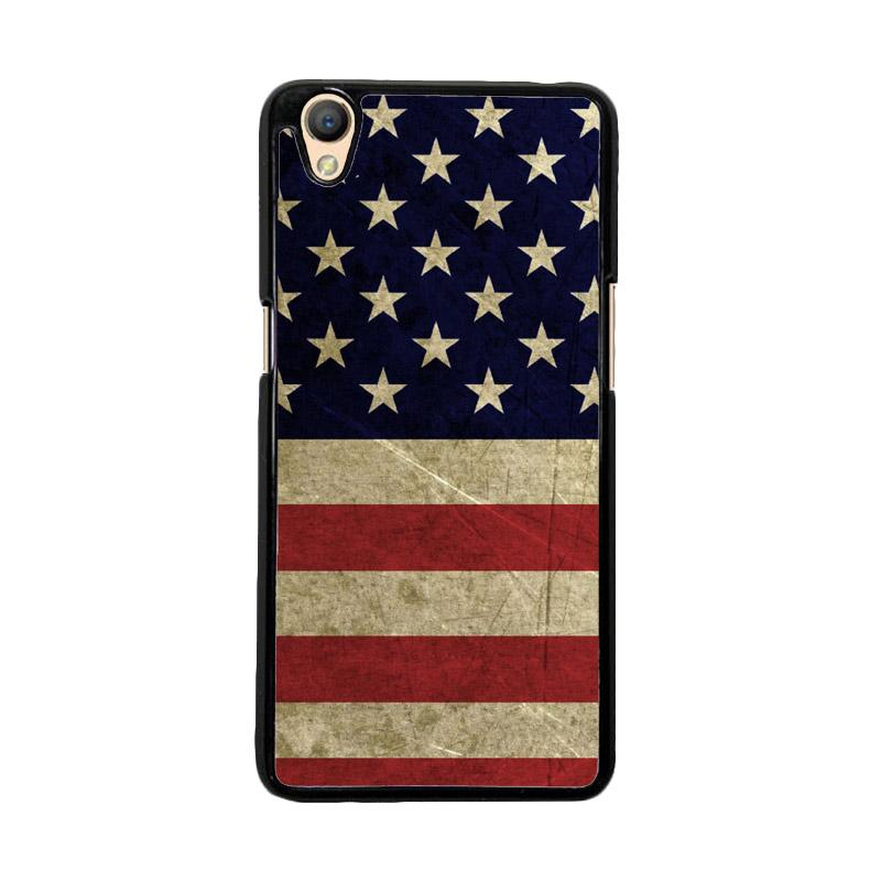 Jual Flazzstore American Flag 3 O0232 Custom Casing For