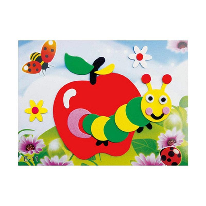 gambar sketsa apel dimakan ulat 4 cara untuk menggambar