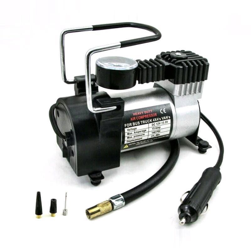 Jual Pompa Ban Mini Elektrik 100PSI Heavy Duty Air ...