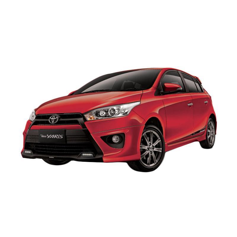 Jual Toyota Yaris 1.5 E Mobil