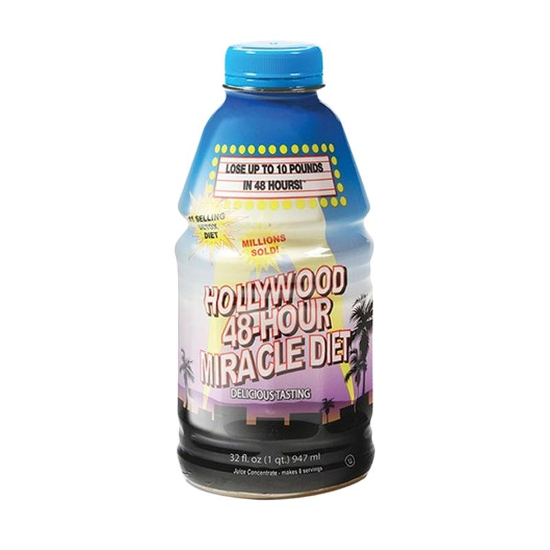 Hollywood 48 Hour Miracle Diet 947ml