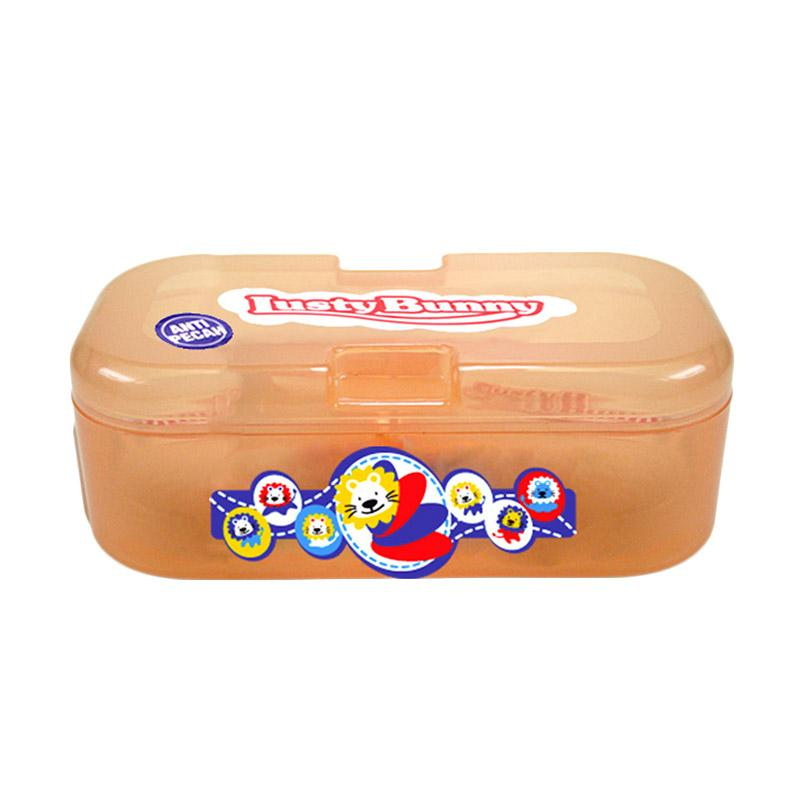 Jual Lusty Bunny Powder Rectangle Case Tempat Bedak Bayi