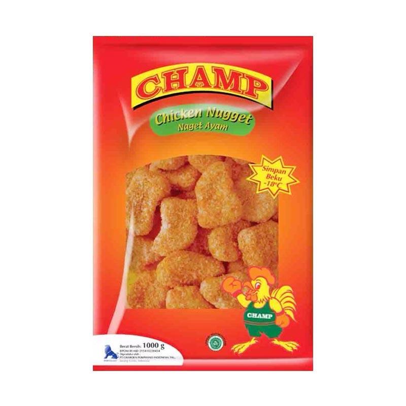 Nugget Champ Berbahaya: Jual Fiesta Champ Nugget Makanan Instan @1000 G/ [2 Pcs