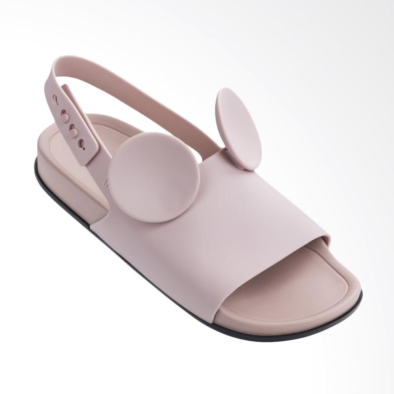 Jual Melissa Beach Slide Disney Sandal Wanita - Pink ...