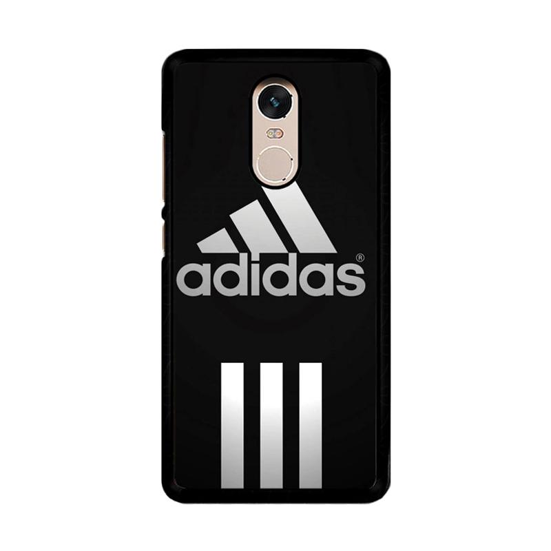 jual flazzstore adidas logo z4001 custom casing for xiaomi redmi note 4 or note 4x snapdragon