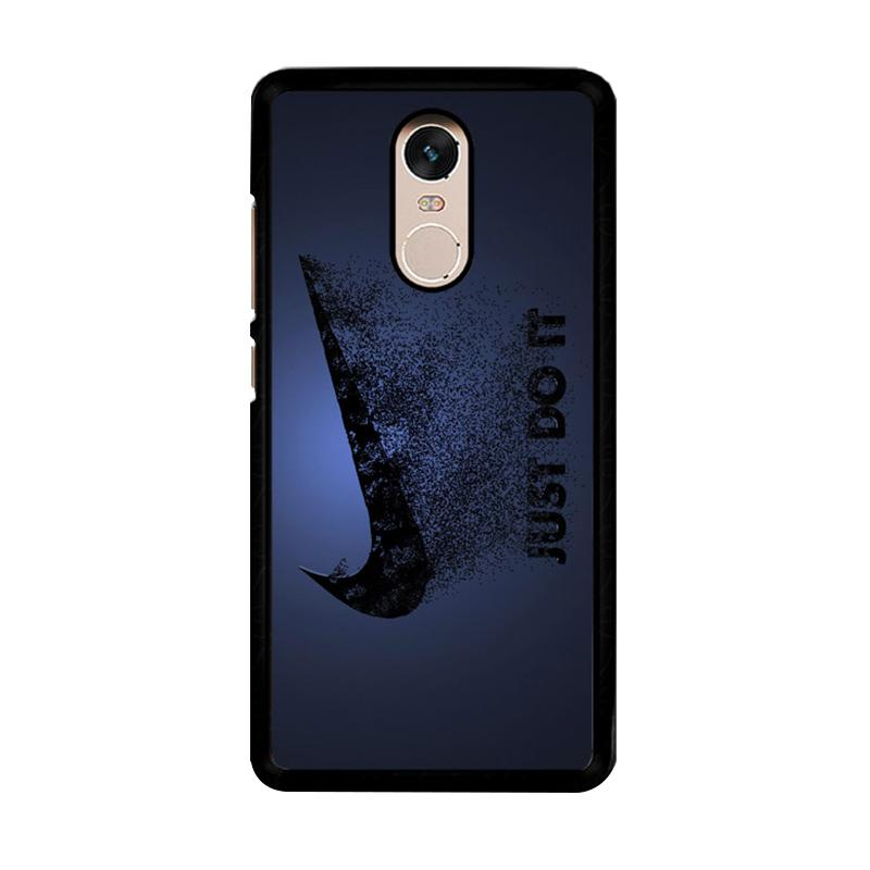 jual flazzstore nike logo z4360 custom casing for xiaomi redmi note 4 or note 4x snapdragon