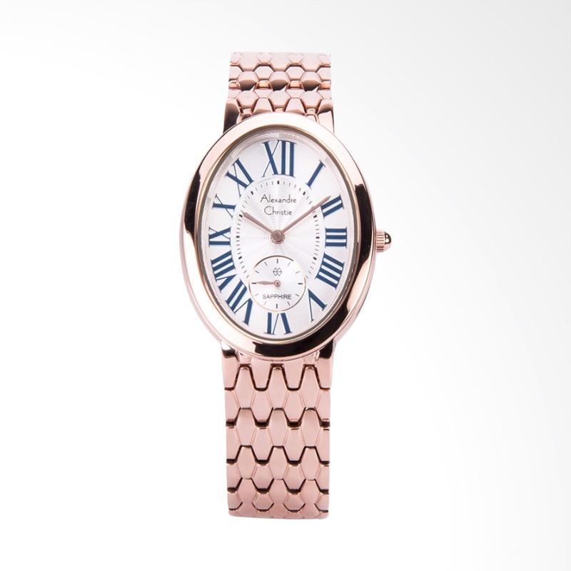 Jual Alexandre Christie Ladies AC 2667 LS BRGSL Sapphire