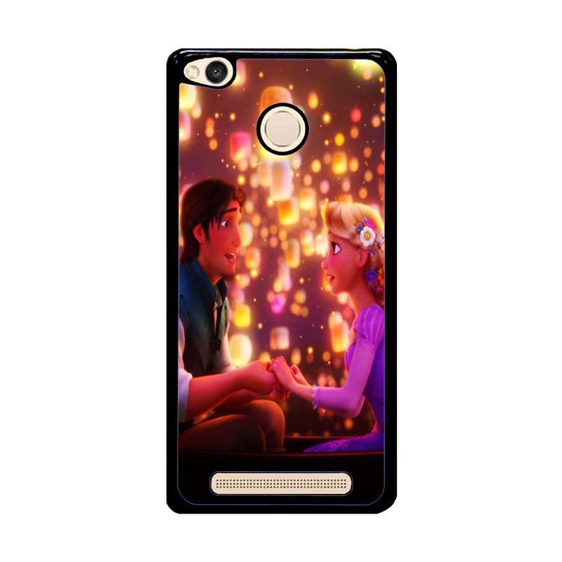 Jua   l Flazzstore Tangled V0156 Premium Casing for Xiaomi