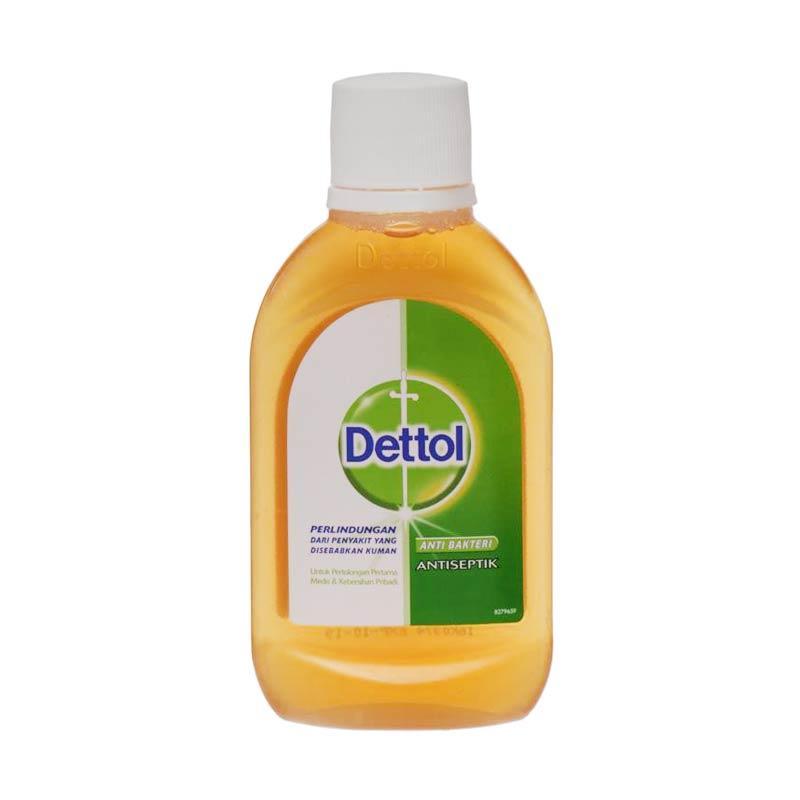 Jual Dettol Liquid Antiseptic Botol 100 mL Online April ...