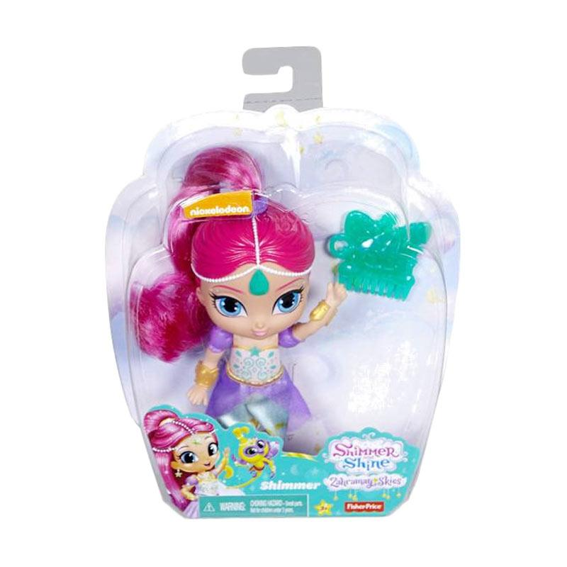 Shimmer and Shine 6 Inch Zahramay Skies Shine Doll *BRAND NEW*