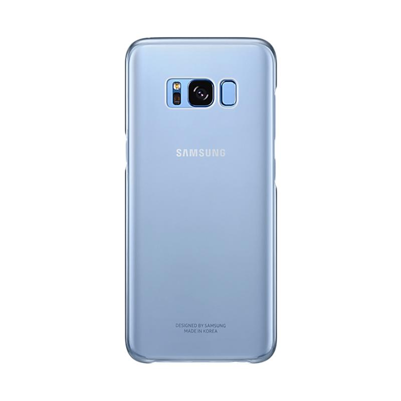 Jual Samsung Clear Cover For Galaxy S8 Plus