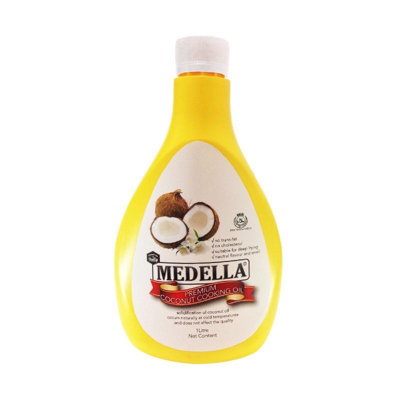 Jual Medella Coconut Cooking Oil 1 L Online