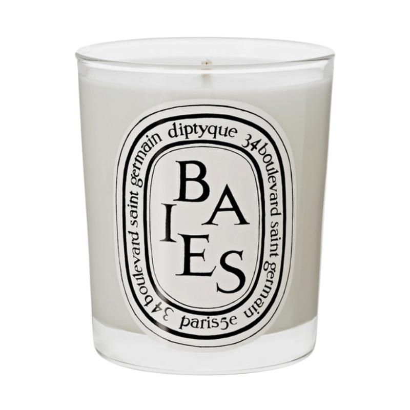 Jual diptyque baies scented candle 190 g original for Buy diptyque candles online