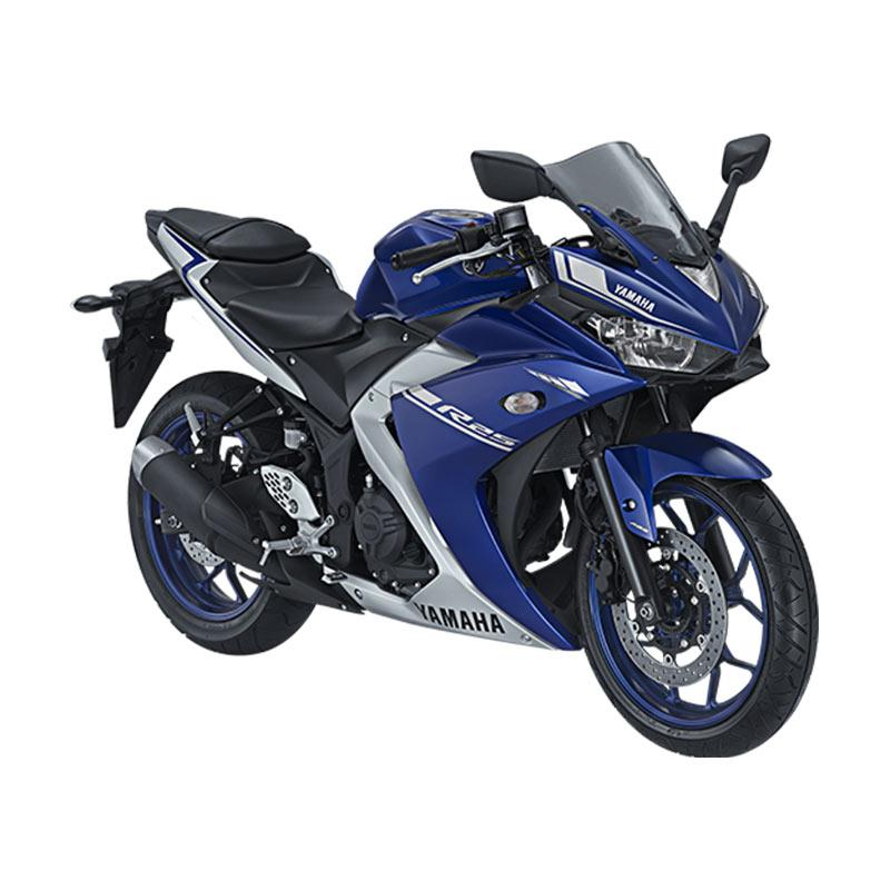 Jual Yamaha All New R25 ABS Sepeda Motor - Racing Blue