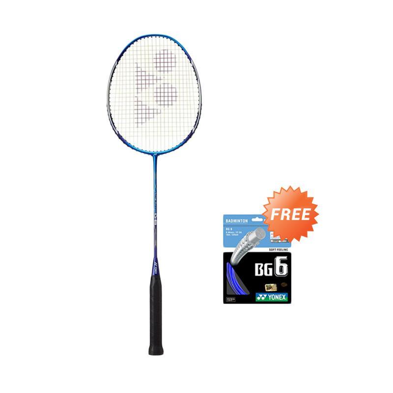 Jual Yonex Arcsaber D6 Raket Badminton BG6 Senar Raket