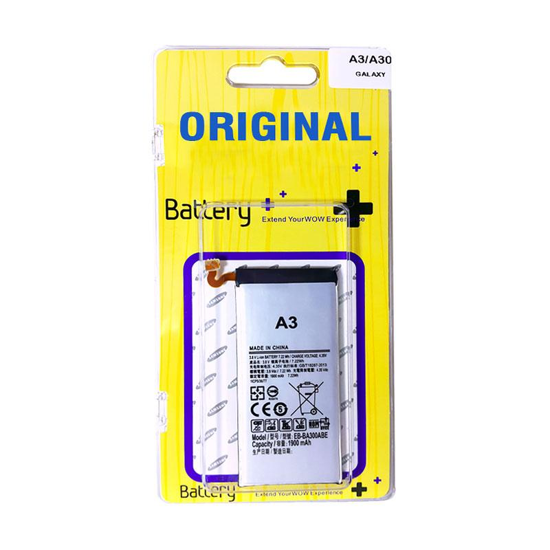 Jual ORIGINAL Battery For Samsung Galaxy A3 SM A300 Online