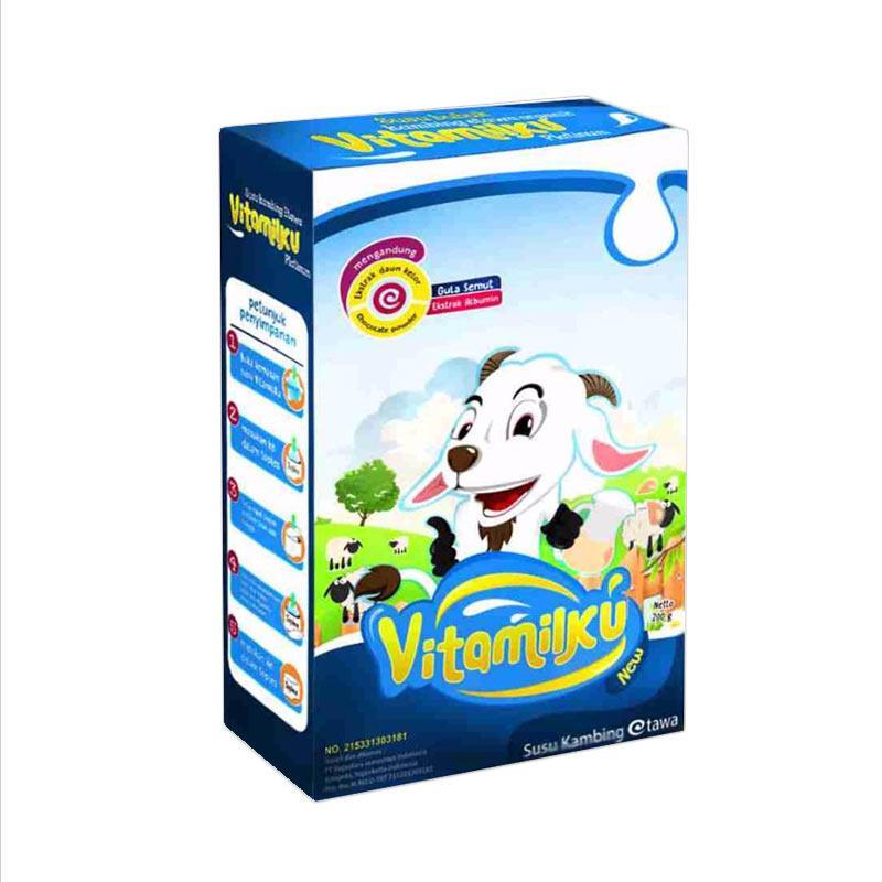 Jual Vitamilku Susu Kambing Probiotik - 20 Box Online