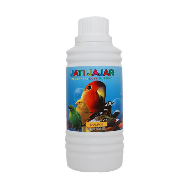 Jual Ebod Jaya Jati Jajar Obat Shampo Burung 300 ML