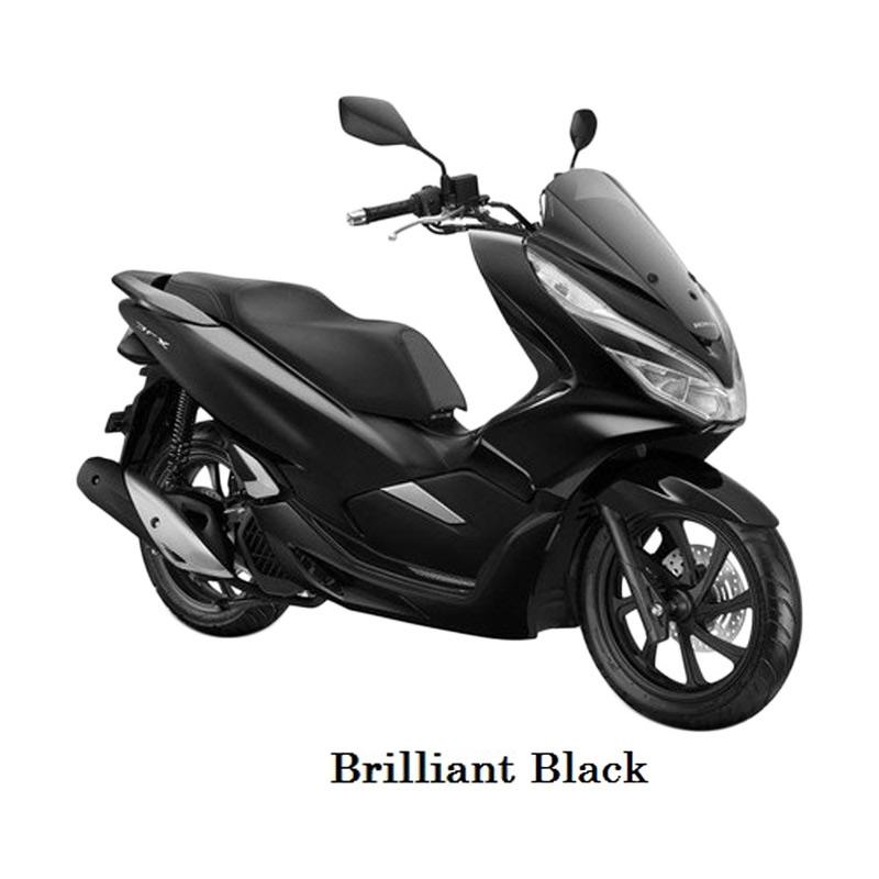 jual honda all new pcx 150 cbs esp sepeda motor vin 2018 otr jadetabek dp online. Black Bedroom Furniture Sets. Home Design Ideas