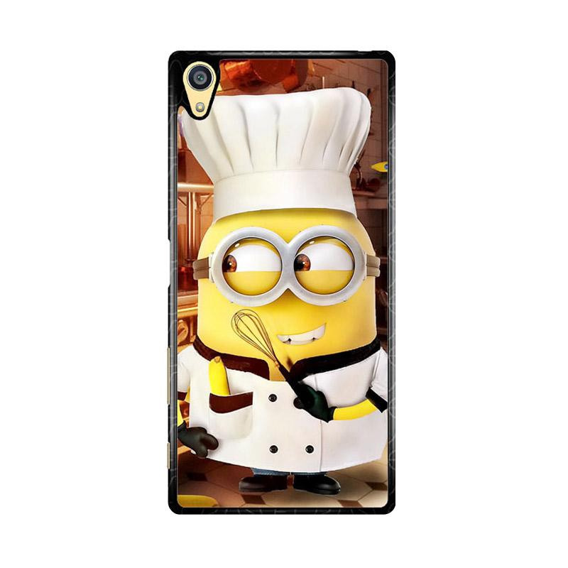 Jual Flazzstore Minions Y0145 Premium Casing for Sony