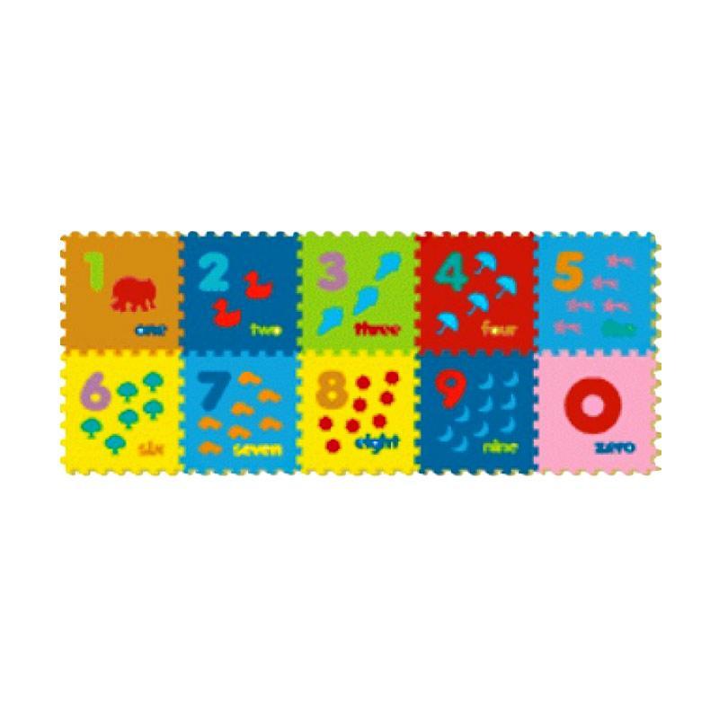 Jual Parklon Play Mat PE Roll - Safari Birthday Online ...
