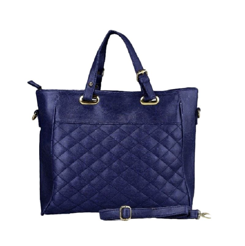 Bagtitude Kourtney Navy Blue Tas Tangan