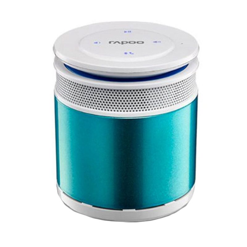 Rapoo A3060 Blue Mini Portable Bluetooth Speaker