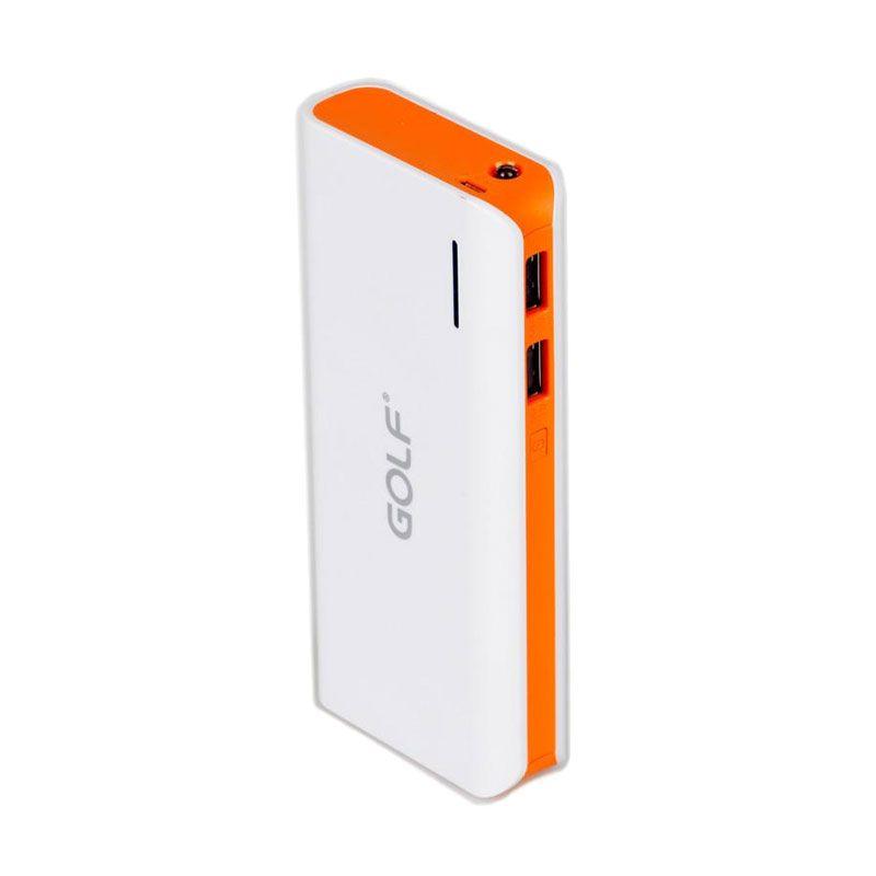 GOLF GF-205 Oranye Powerbank [13000 mAh]