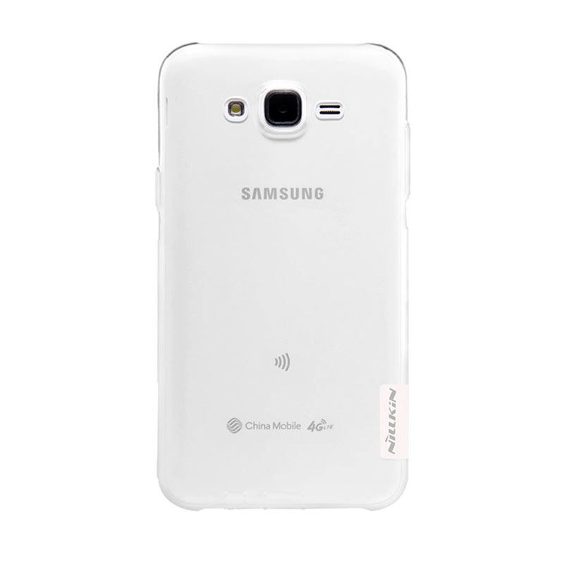 Nillkin Nature TPU Clear Casing for Samsung Galaxy J5 [0.6 mm]