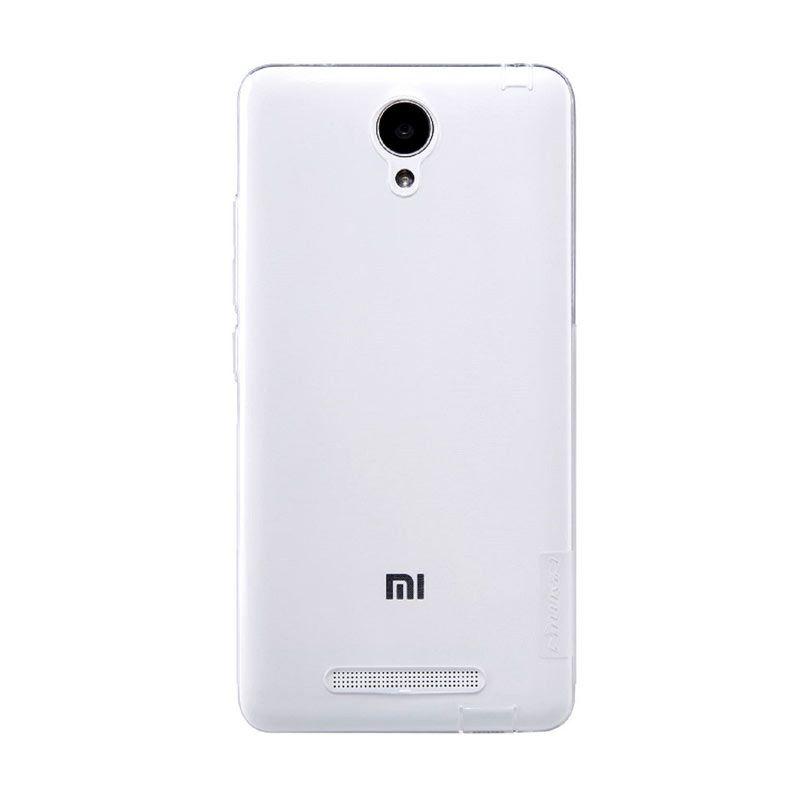 Nillkin Nature TPU Clear Casing for Xiaomi Redmi Note 2 [0.6 mm]