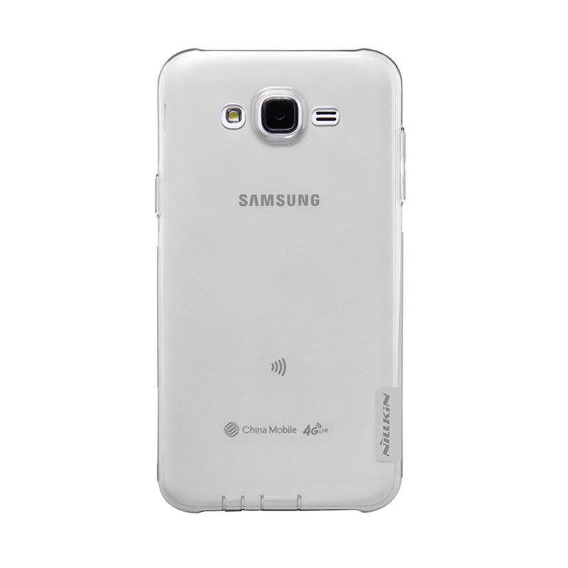 Nillkin Nature TPU Grey Casing for Samsung Galaxy J5 [0.6 mm]